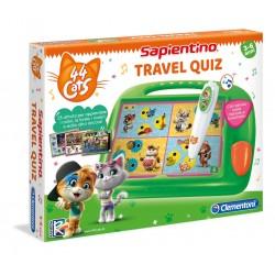 """Clementoni """" Travel Quiz 44 Gatti """""""