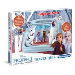 "Clementoni "" Travel Quiz Disney Frozen 2 """