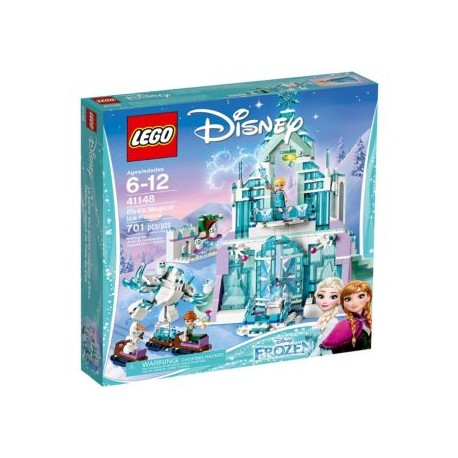 """Lego Disney """" Il magico castello di ghiaccio di Elsa """""""
