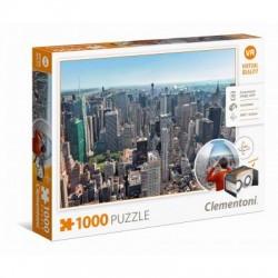 Clementoni 39401 - New York Skyline - puzzle 1000 pezzi