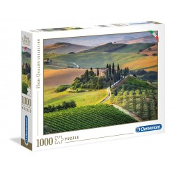 Clementoni PUZZLE 1000 pezzi Tuscany - High Quality Collection