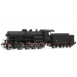 """Rivarossi """" Locomotiva a vapore Gr.741 205 DCC SOUND """""""