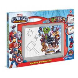 """Clementoni """" Super Hero Adventures - Lavagna Magnetica """""""