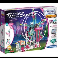"""Clementoni """" Laboratorio di Meccanica - Luna Park """""""