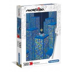 """Clementoni """"Puzzle 500 pezzi MORDILLO-The Dinner"""""""