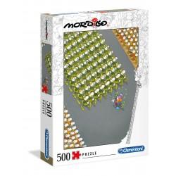 """Clementoni """"Puzzle 500 pezzi MORDILLO-The March"""""""