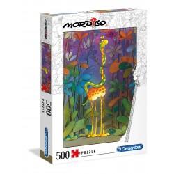 """Clementoni """"Puzzle 500 pezzi MORDILLO-The Lover"""""""
