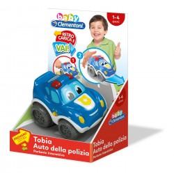 """BABY Clementoni """" TOBIA Auto della Polizia """""""