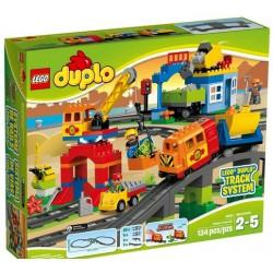 "Lego "" 10508 - DUPLO - Set treno deluxe V110 """