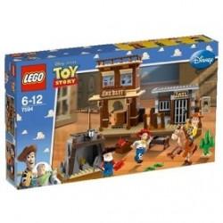 LEGO Toy Story - Woody e la miniera d'oro  (7594)