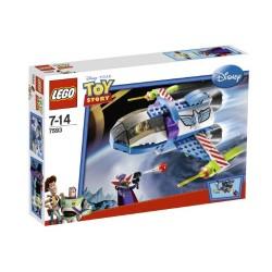 Lego Toy Story  Comando Stellare (7593)