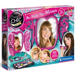 "Clementoni "" Crazy Chic - The Make-up Mirror """
