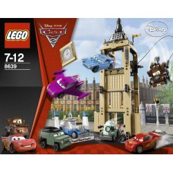 LEGO Cars 2 - L'evasione di Big Bentley ( 8639 )