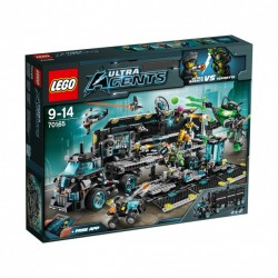Lego Ultra Agents - Quartier Generale Ultra Agents  (70165)