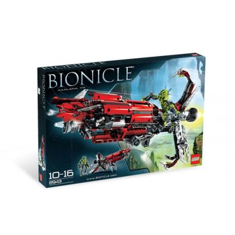 LEGO BIONICLE AXALARA ( 8943 )